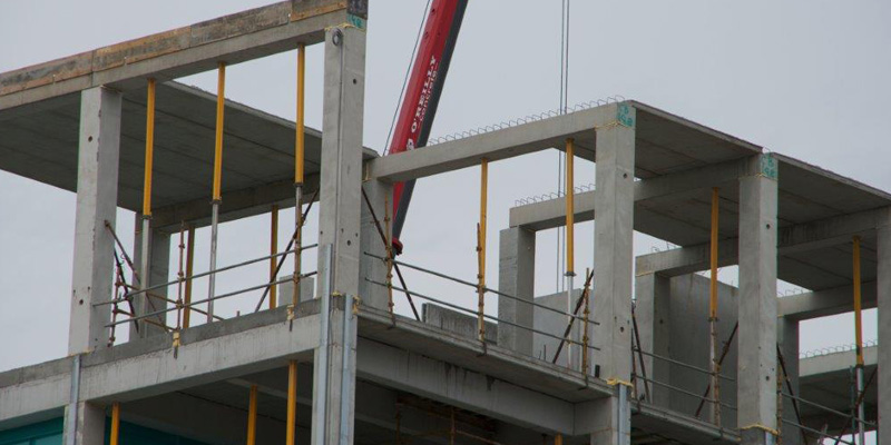 columns and beams precast columns and beams