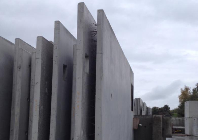 Twin Walls O Reilly Concrete