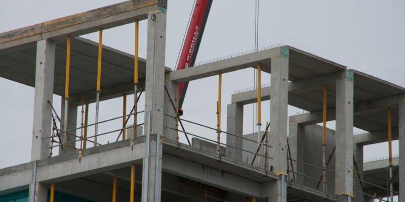 Columns And Beams, Precast Columns And Beams