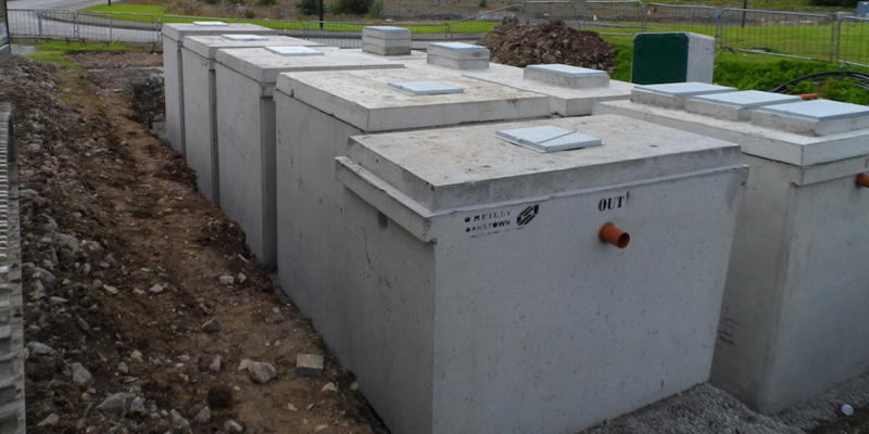 Concrete Tanks, Precast Concrete Tanks