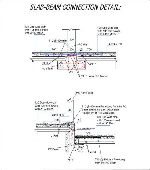 Precast Wall Connections Precast Walls Precast Frames