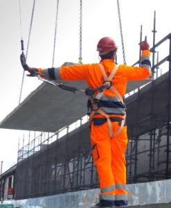 Crane Lifting Plate Floor